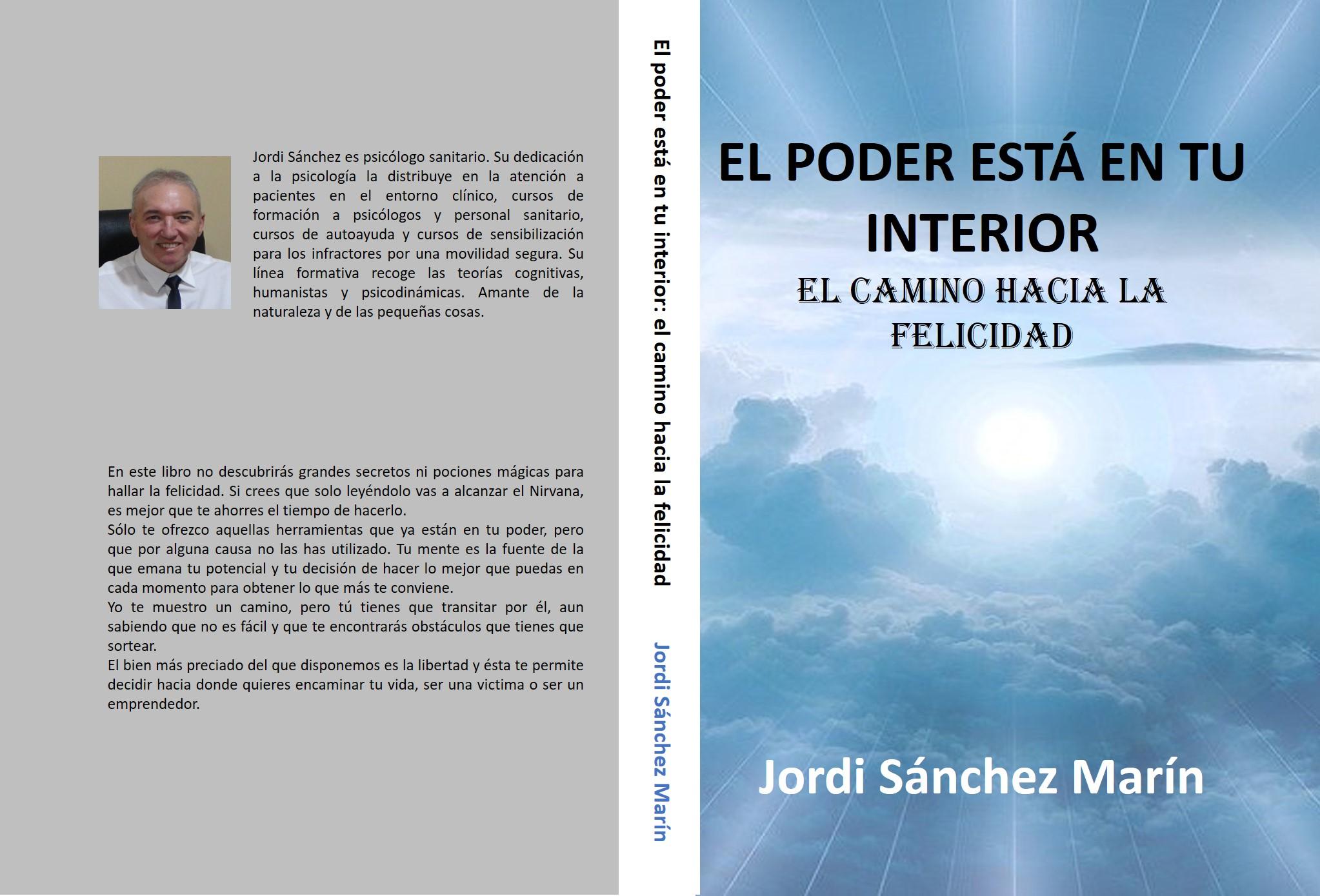 Libro autoayuda Jordi Sánchez